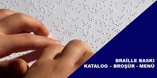 braille baskı